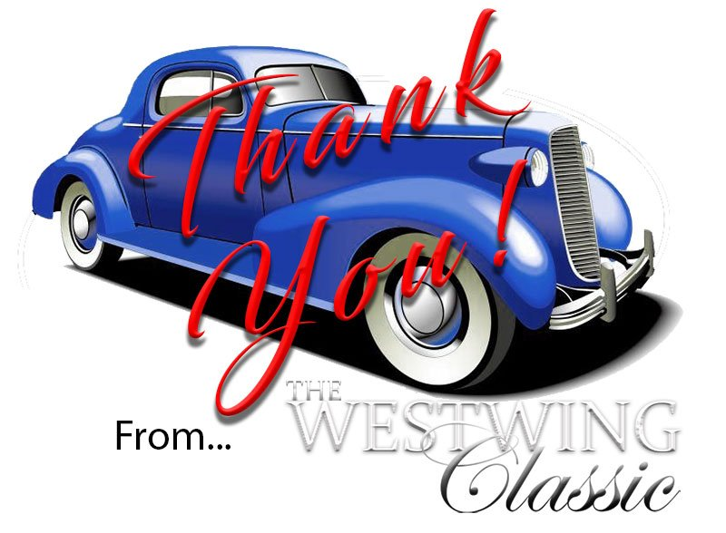 Thank You from The WestWing Classic!